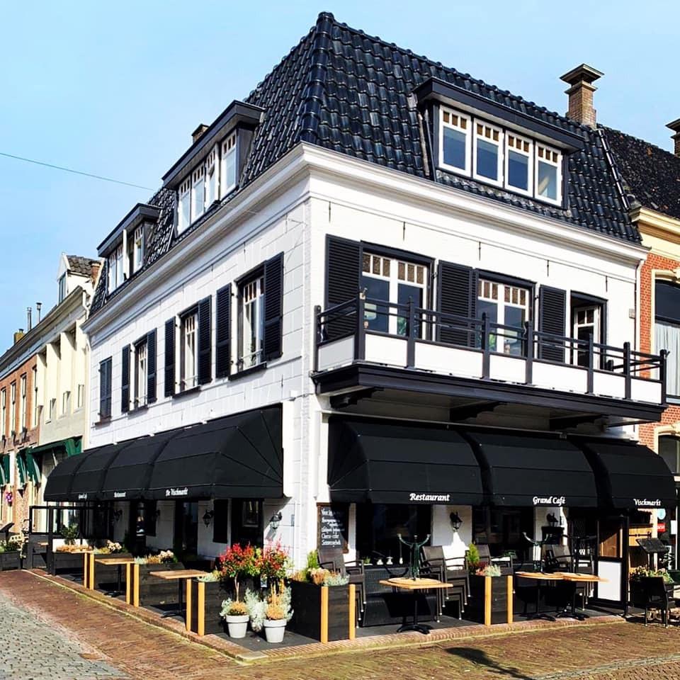 Restaurant De Vischmarkt