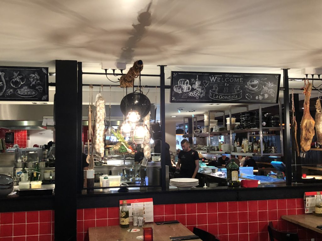 Pizzeria Ristorante La Gondola