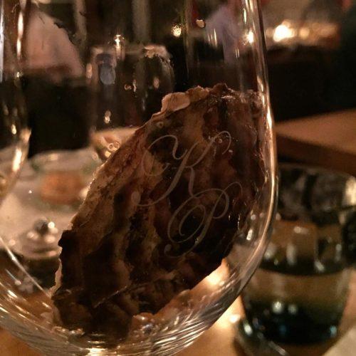 Passie voor die decadente oesters