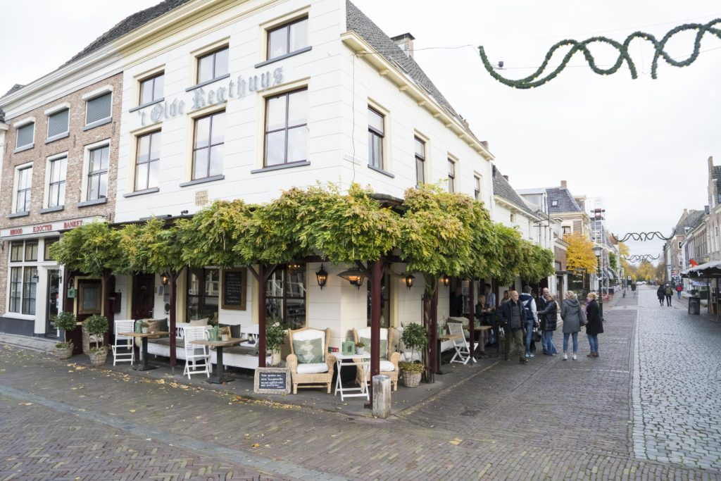 Restaurant 't Olde Regthuys