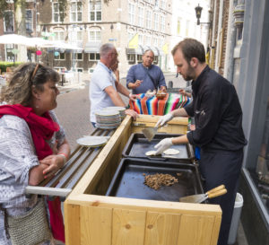 Live cooking bij La Cucaracha Zwolle Culihoppen