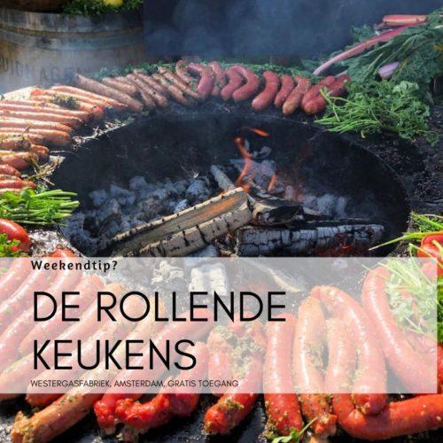 Culihoppen bezoekt de Rollende Keukens in Amsterdam