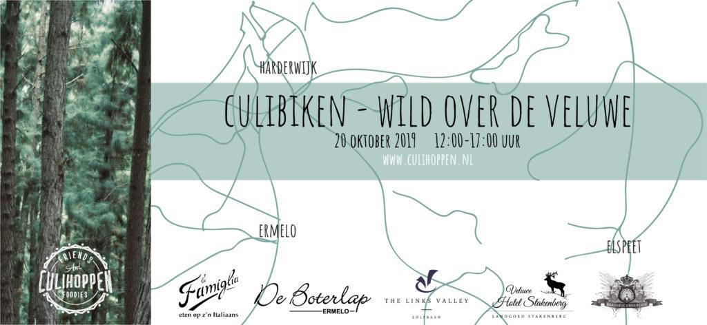 Culibiken – Wild over de Veluwe