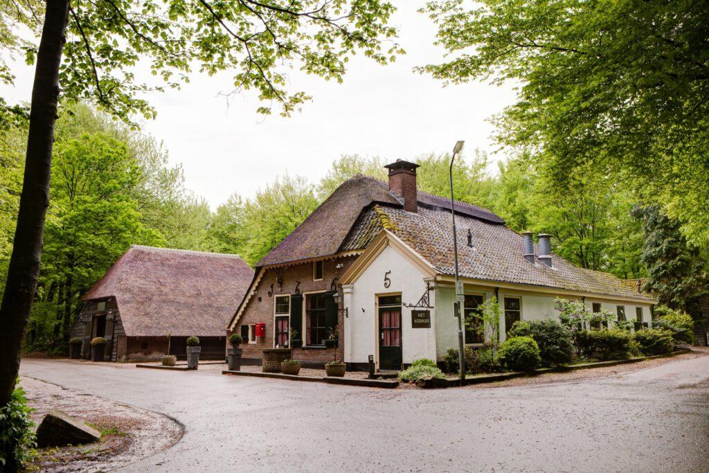 Restaurant Boshuis Drie